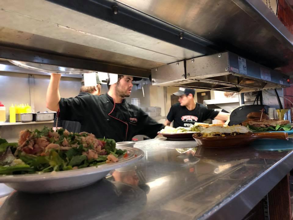 Duluth Grill Restaurant Kitchen & Cooks