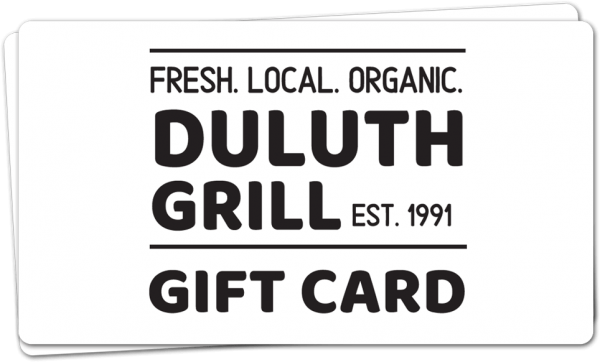 Duluth Grill Gift Card