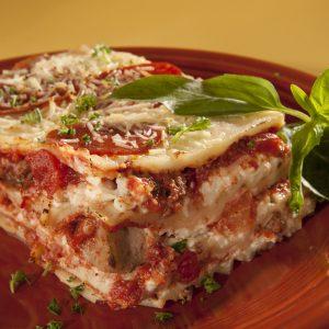Duluth Grill Lasagna