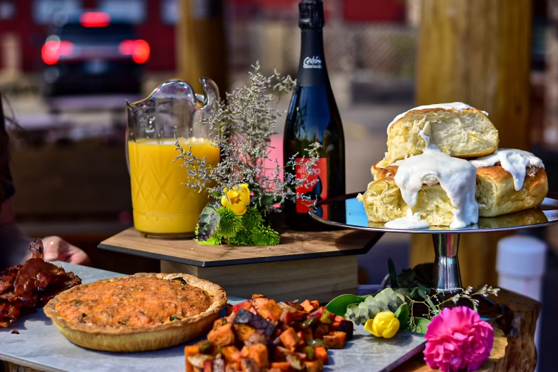 Mother's Day Brunch Packages