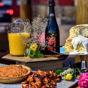 Mother's Day Brunch Package